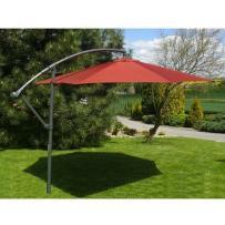 Parasol ogrodowy 3m - czerwony QD-027Cz