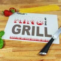 MyGiftDna King Of The Grill - deska do krojenia