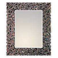 Meble Glamour Lustro W Ozdobnej Ramie 80x100cm 7519