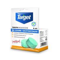 Tabletki biologiczne do szamb i oczyszczalni 6szt oczyszczają i udrażniają szambo