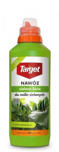 Nawóz płynny do roślin zielonych Zielone Liście 0,5 l