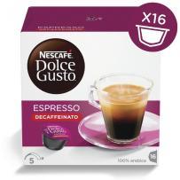 Espresso Decaffeinato kawa bezkofeinowa 16 kapsułek