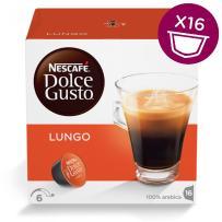 Lungo kawa 16 kapsułek