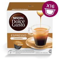 Espresso Caramel kawa 16 kapsułek