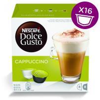 Cappuccino kawa 16 kapsułek