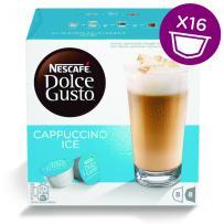 Cappuccino Ice kawa 16 kapsułek