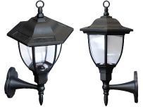 Oświetlenie Do Ogrodu Lampy Solarne Kinkiety Latarenki I