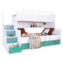 łóżka Piętrowe Dla Dzieci Praktyczne Modele Dla Dzieci W