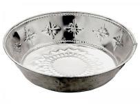 Bloomingville Taca Silver Pattern - b843001