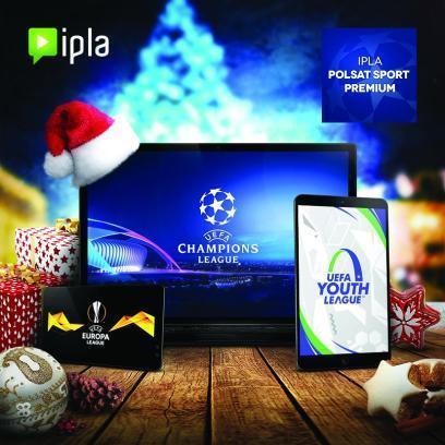 Pakiet IPLA POLSAT SPORT PREMIUM z Ligą Mistrzów UEFA