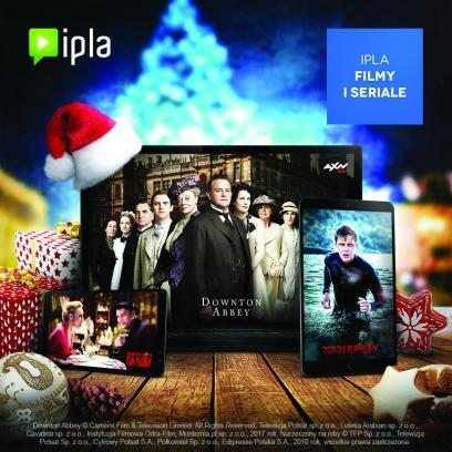Pakiet IPLA FILMY I SERIALE