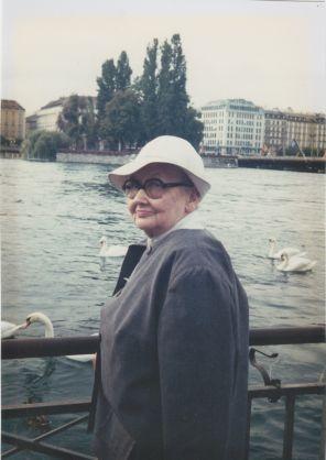 Helena (Halszka) Hagemejer (Tatar-Zagórska)
