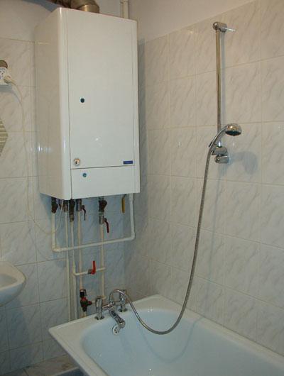 Sposoby Zabudowy Piecyka Gazowego W łazience Zdjęcia Na