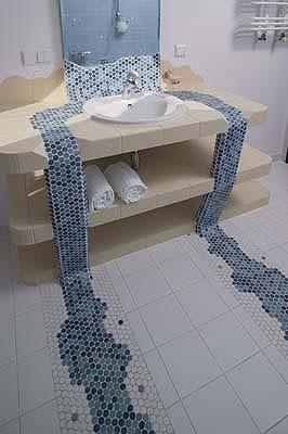Niebieskie łazienki Zdjęcia Na Fotoforum Gazetapl