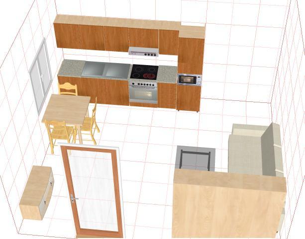 Re Jak Urzadzic Maly Salon Z Kuchnia Zdjęcia Na Fotoforum