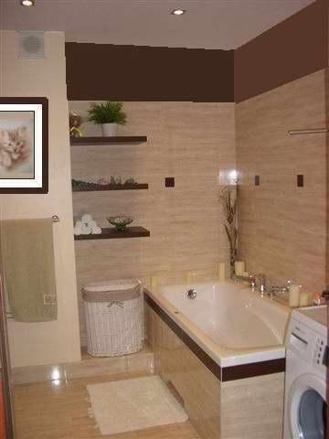 Re Kolejna Beżowa łazienka Zdjęcia Na Fotoforum Gazetapl