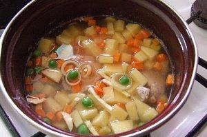Zupa dla dzieciaczka