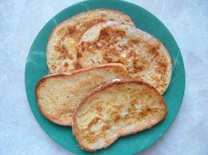 Francuskie tosty - ugotuj