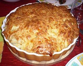 Broku�y zapiekane w cie�cie serowym