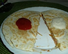 Quesadillas - ugotuj