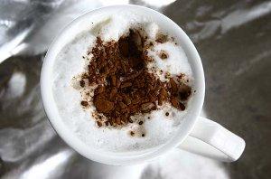 Kawa z czekolad�