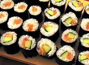 Maki Sushi - ugotuj