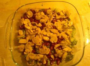 Brokuły z serem pleśniowym - ugotuj