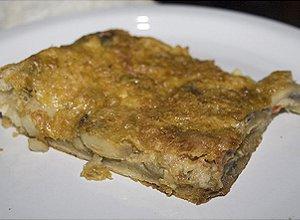 Tarta z pieczarkami - ugotuj