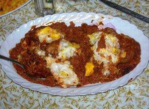 Ira�ska zupa Mirza Ghasemi