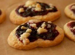 Aromatyczne ciasteczka z konfitur�