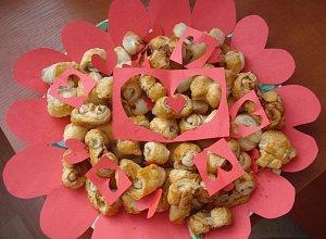 Walentynkowe ciasteczka