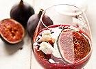 Zdrowy deser z owocami