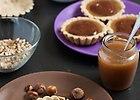 Orzechowo-karmelowe tarteletki - przepis blogera