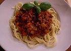 Spagetti bolo�skie