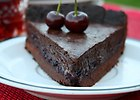 Tarta czekoladowa z czekowi�ni� - przepis blogera