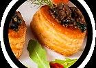 �limaki ze szpinakiem w cie�cie francuskim
