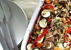 Zapiekanka z pol�dwiczki, warzyw i kaszy - przepis blogera