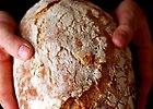 Chleb pszenno - �ytni ze s�oikiem