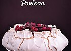 Pavlova czekoladowo-malinowa - przepis blogera