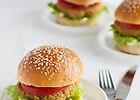 Zdrowe hamburgery z komos� ry�ow� - przepis blogera