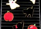 Imbirowo-Cynamonowe Ciasteczka na Halloween - przepis blogera