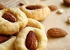 Kruche ciasteczka z migda�em - przepis blogera