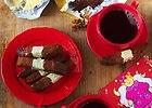 Biscotti Piernikowe w Czekoladzie