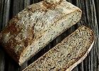 Chleb 3 ziarna na �ytnim zakwasie - przepis blogera