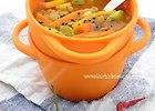 Rozgrzewaj�ca zupa z soczewic� i imbirem