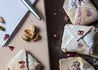 Ciasteczka  Mi�osne listy