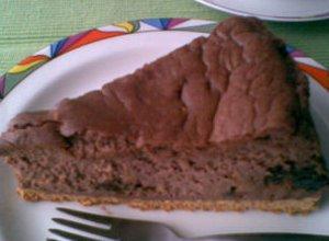 Sernik z nadzieniem czekoladowym Figarello - ugotuj