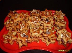 Ciasteczka z marmolad� - ugotuj