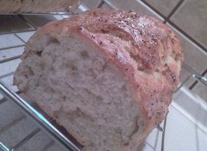 Bardzo prosty i smaczny chlebek