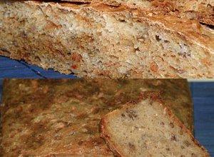 Wieloziarnisty chlebek